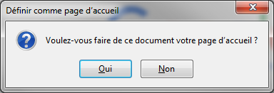Changer page accueil 2